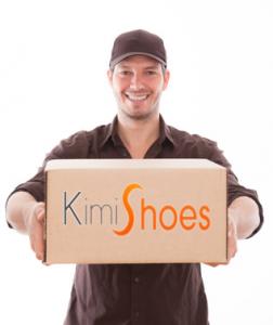 service livraison kimishoes