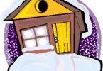 Maison bien isolée